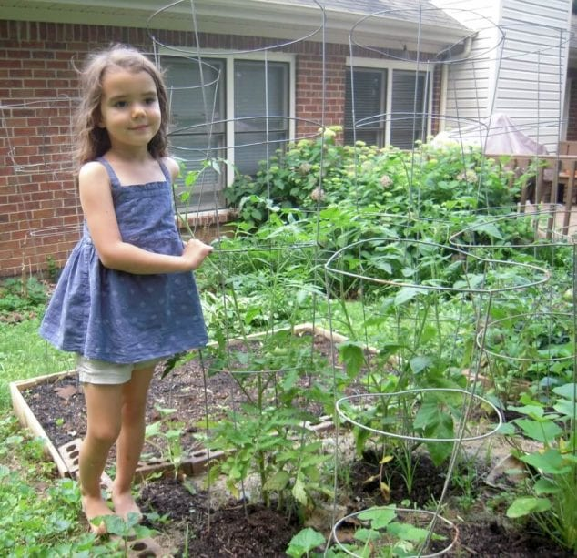 Kids Gardening Activity Ideas