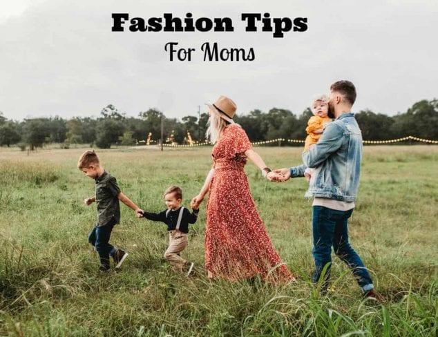 mom fashion