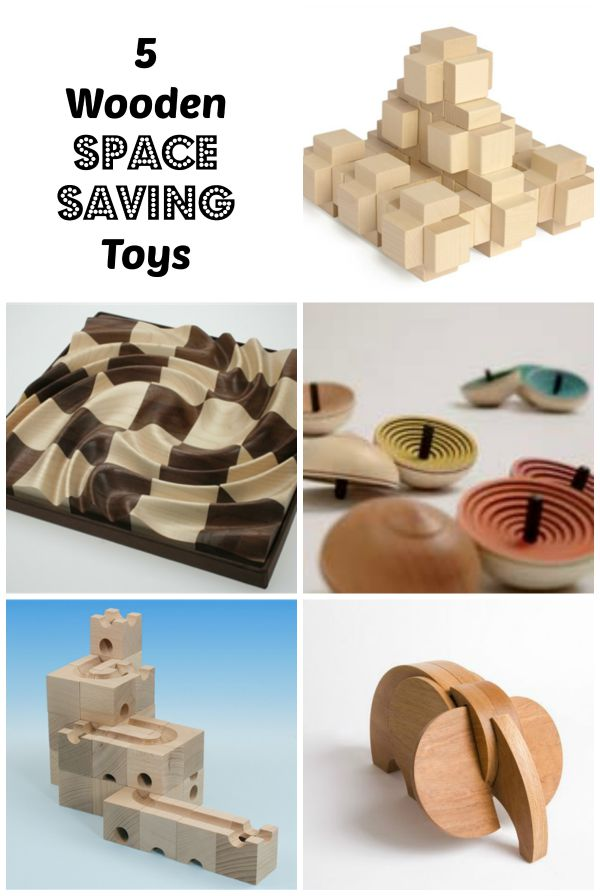 cool space saving toys