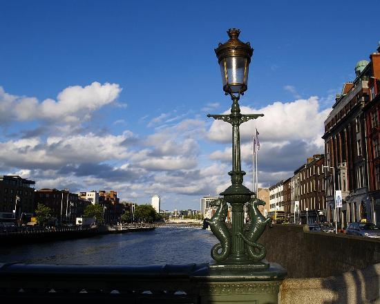 family fun destination Dublin, Ireland
