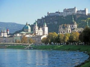 Salzburg family fun destination