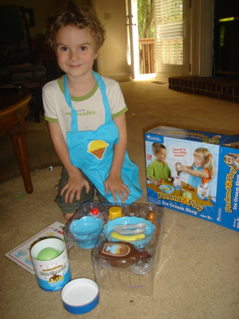 learning resources pretend play ice cream shop review