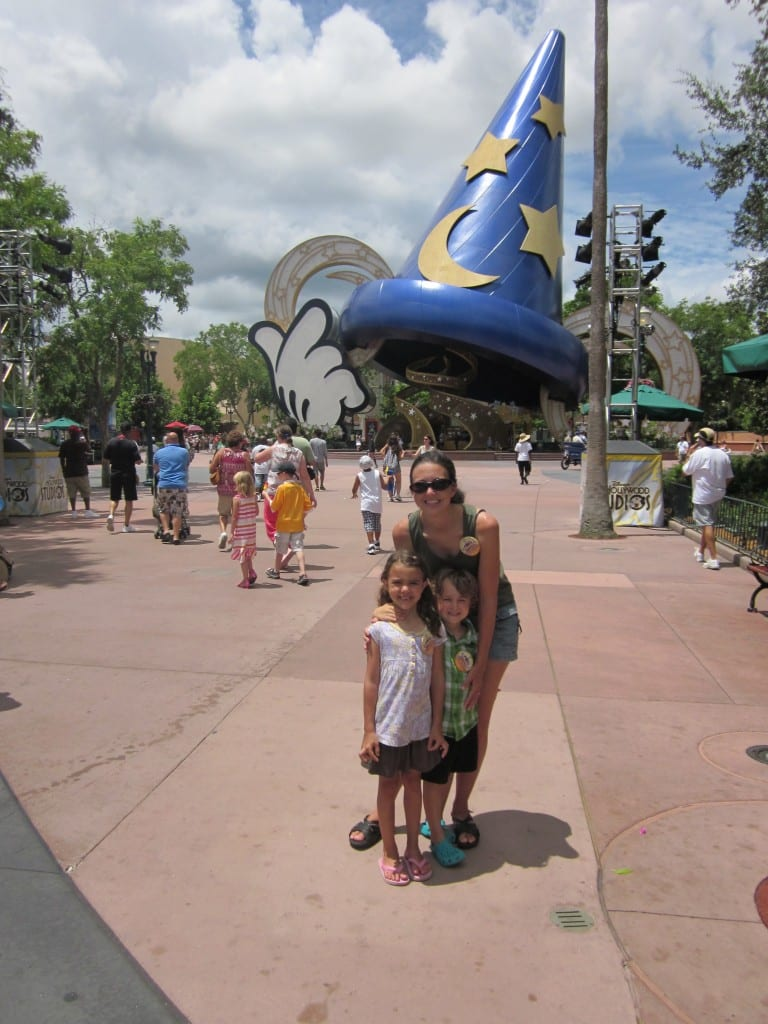 Disney Hollywood Studios with Kids