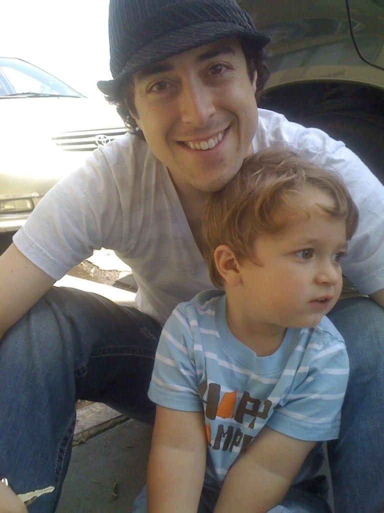 Ernie Halter on Fatherhood