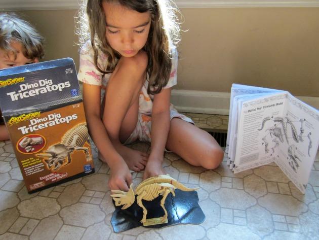 dinosaur bones toy