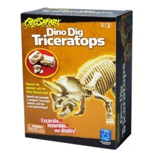 triceratops-dig