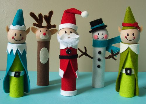 Pinterest Christmas Crafts.Christmas Crafts On Pinterest