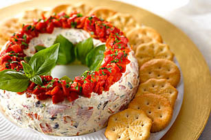 Antipasto-Wreath