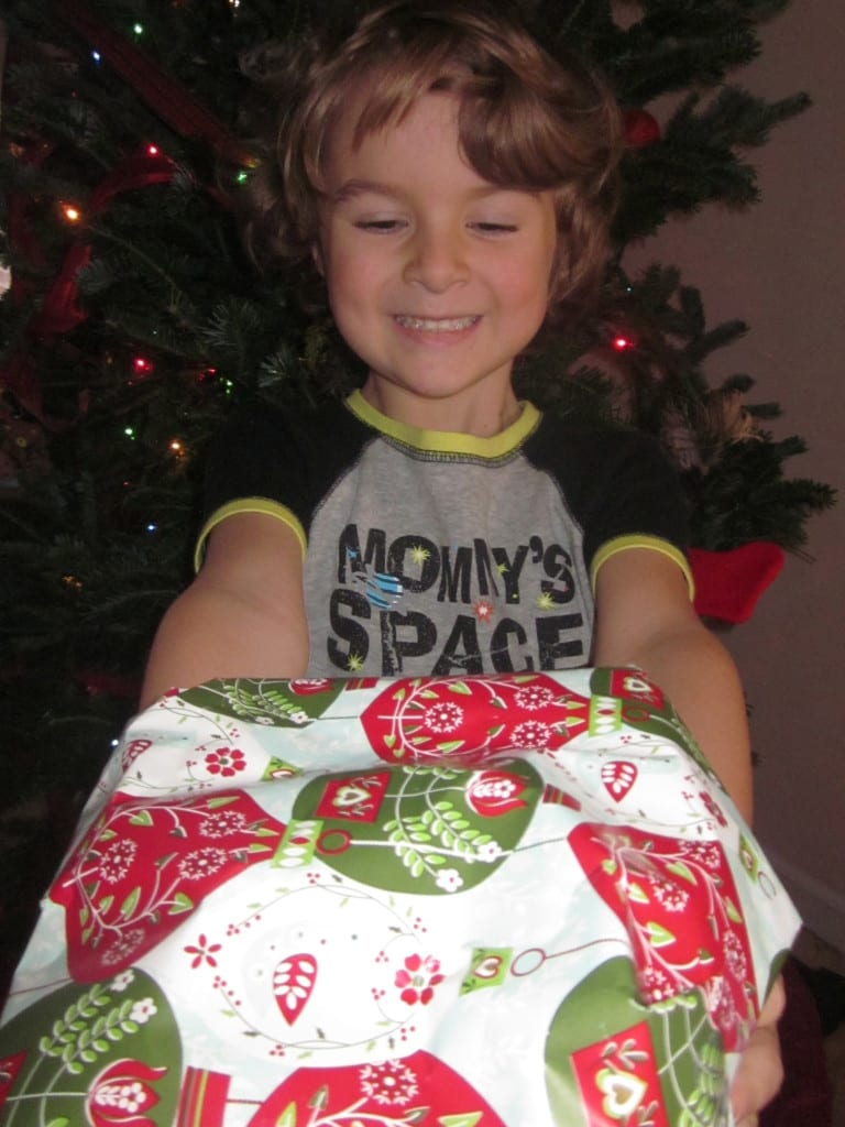 Chrsitmas gift giving traditions