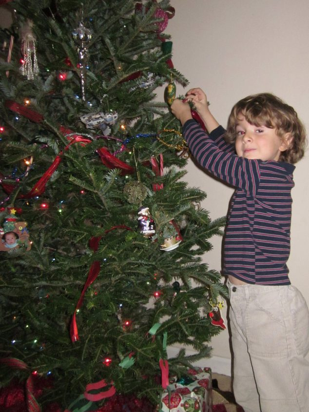 christmas traditions to start with kids