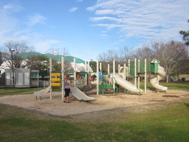 Callaway Gardens Playground
