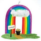 leprechaun rainbow cage drop