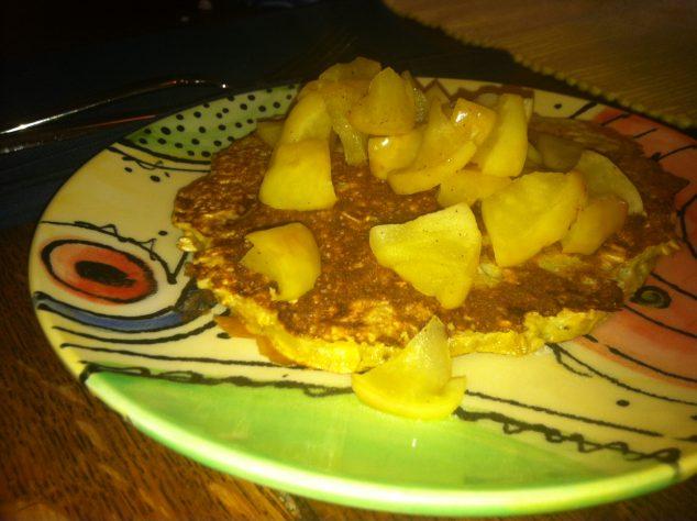 Flour free pancakes gluten free