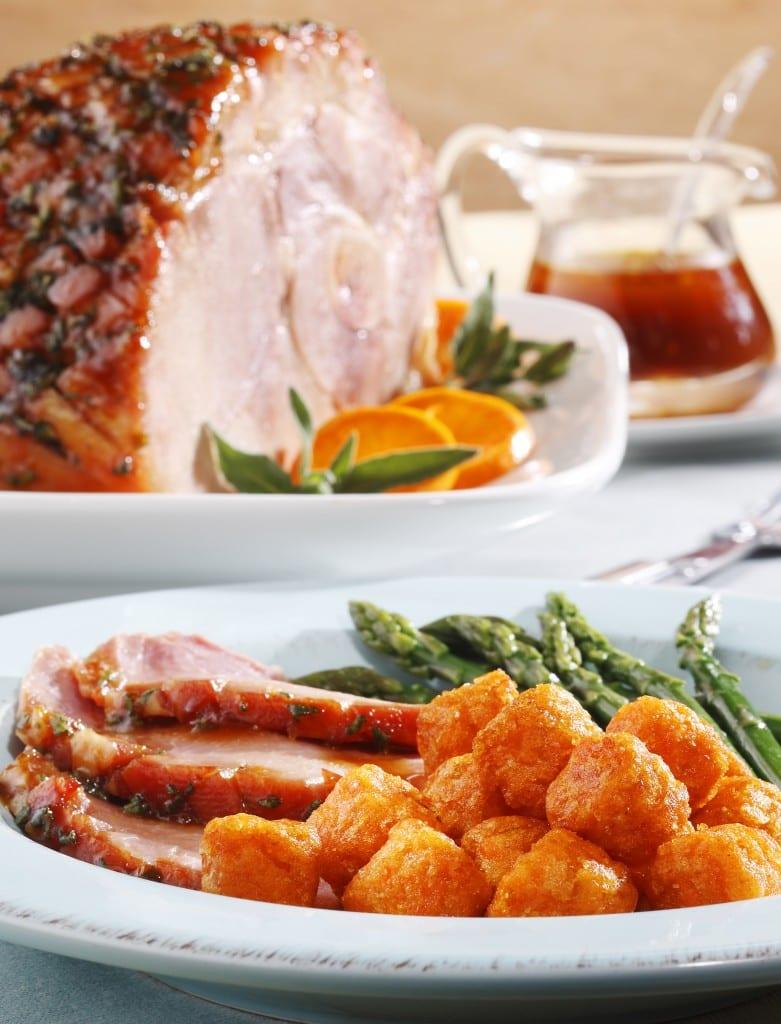 recipe for Tangerine Ham