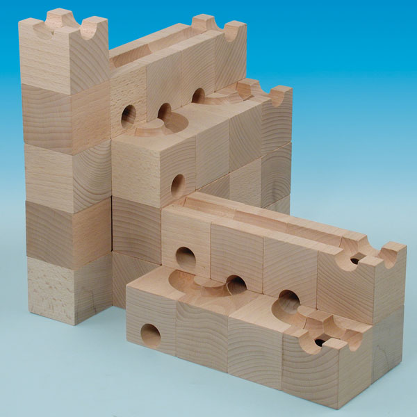 best wooden marble run review