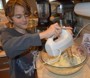 kitchen safety for kids