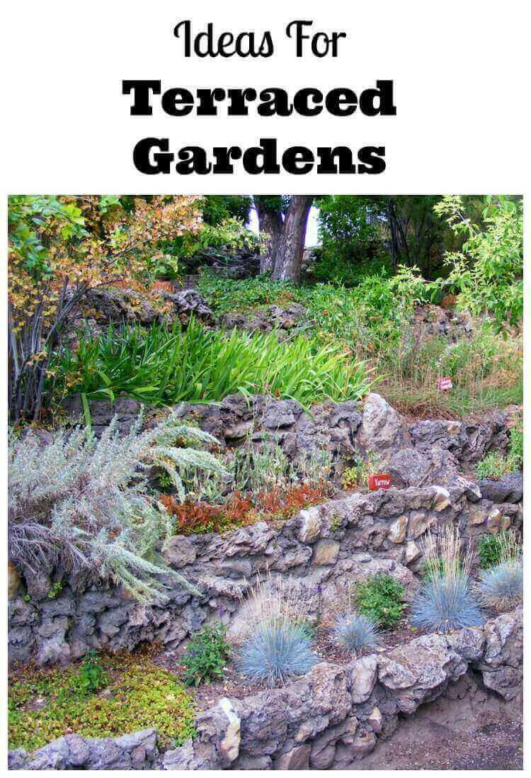 Terraced Gardens How To Make The Most Of Your Slope