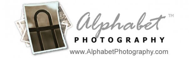 Alphabet Photography