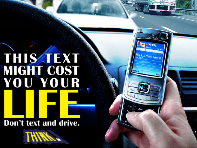 stop teens from texting and driving