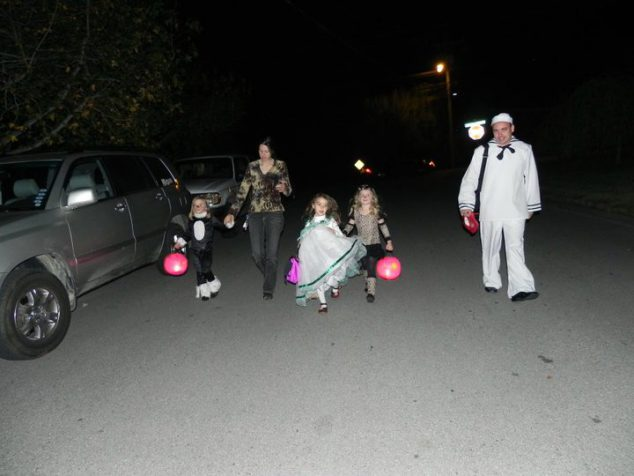 Eco-Friendly Halloween Trick-or-Treating