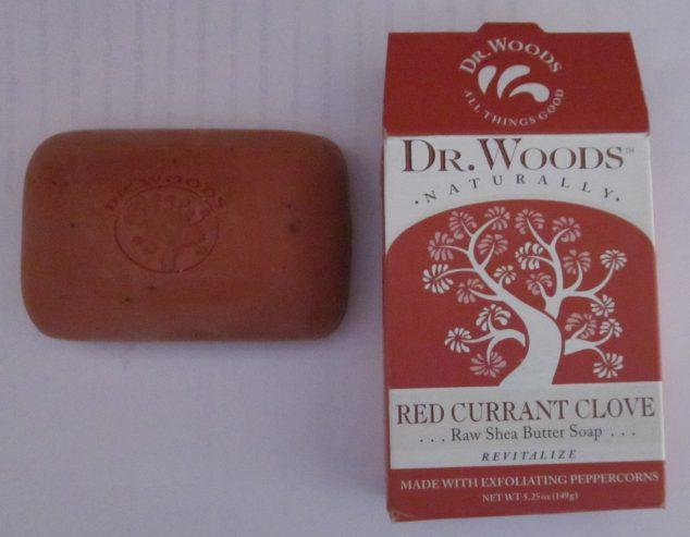 Dr. Woods Castile Soap