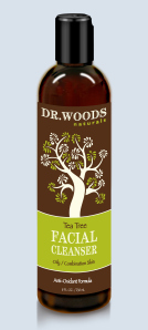 Dr. Woods Facial Cleanser