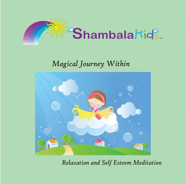meditation and relaxation CD