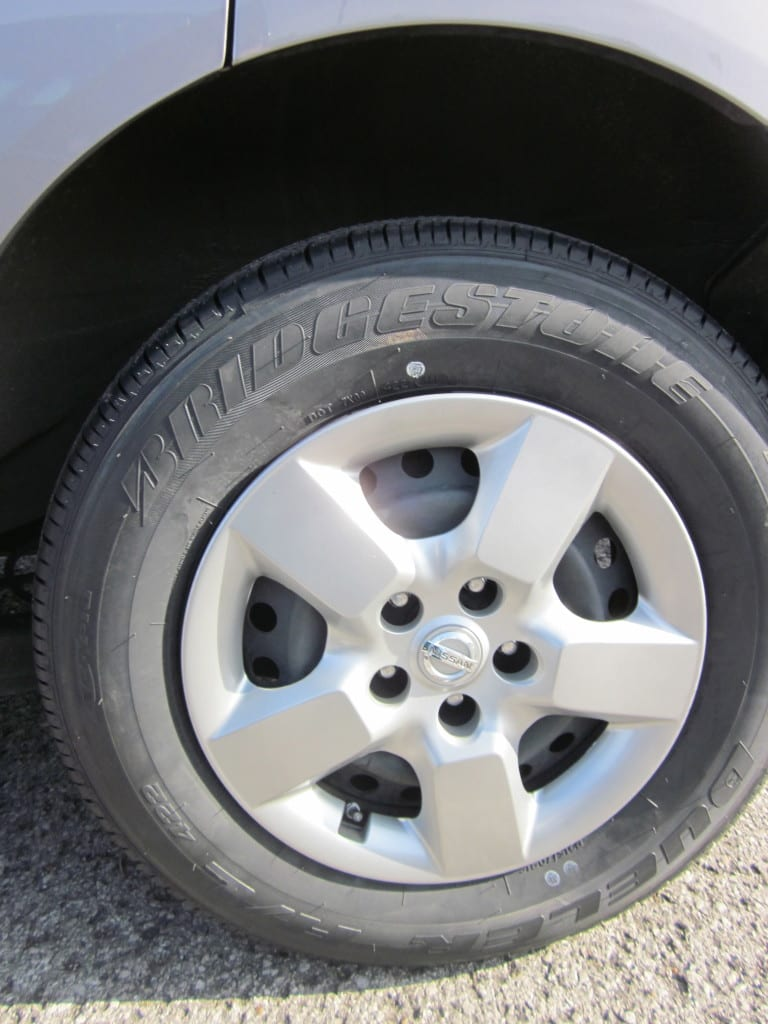 Bridgestone ecopia tires review- on my Nissan Rouge
