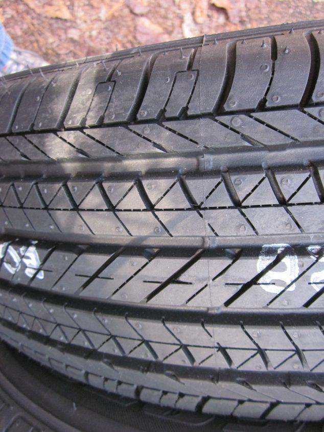 ecopia tire treads