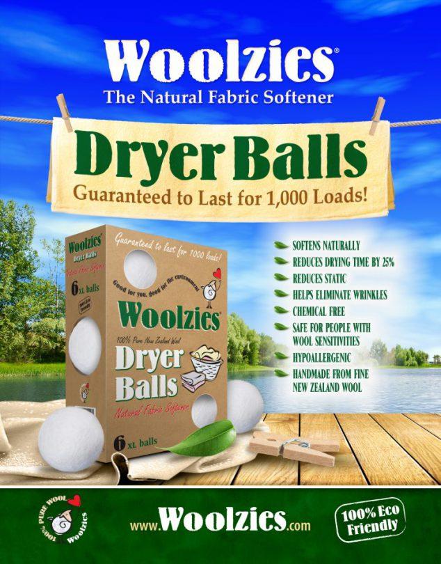 Benefits of Dryer Balls Woolzies