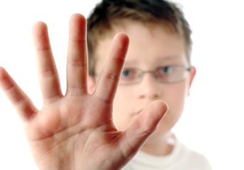 teach kids about strangers