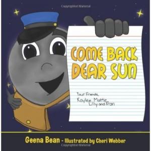 Come Back Dear Sun Kids Book