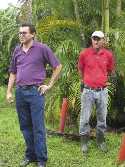 Banana Farmer Interview / Family Focus Blog