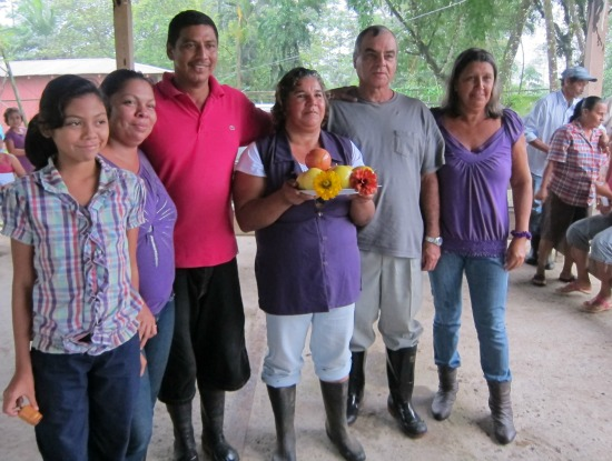 Costa Rican Family Passfruit Farmers / Family Focus Blog