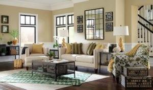 LaZBoy living room kinsley
