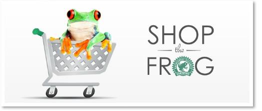 shop the frog / Rainforest Alliance