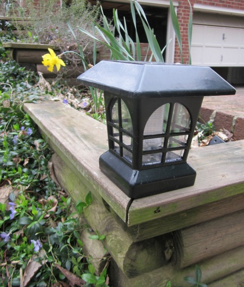 Outdoor Solar Landscape Lighting / Family Focus Blog