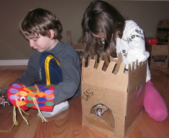 how crafts help kids learn / Family Focus Blog