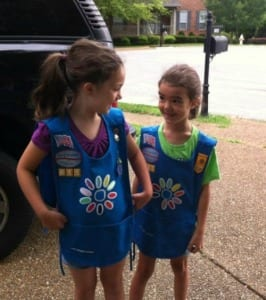daisy girl scouts- ways to boost child's communication skills / Family Focus Blog