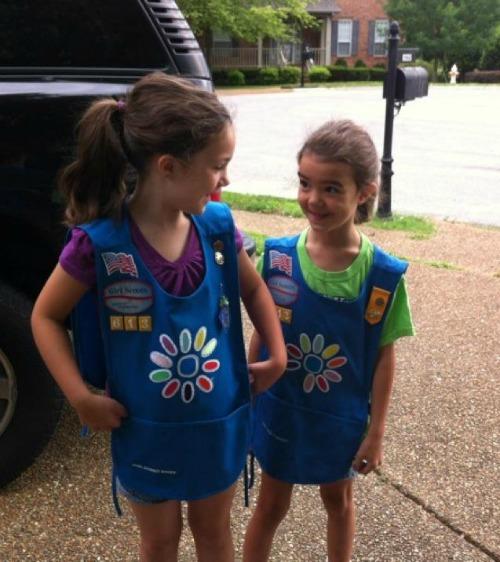 daisy girl scouts- teaching children communication skills / Family Focus Blog