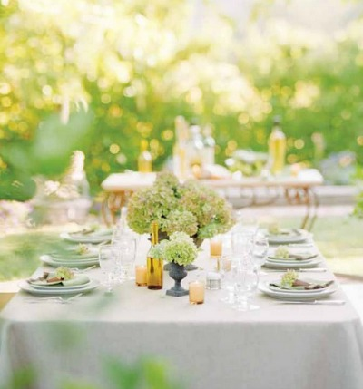 sip and see garden party theme / Family Focus Blog