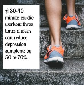 cardio workout to reduce stress