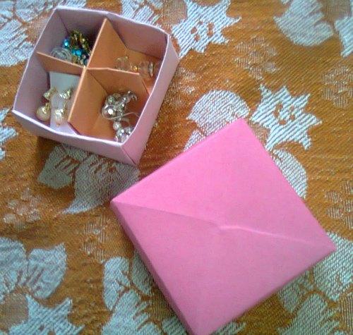 DIY gift box / 4 eco-friendly gift wrap ideas