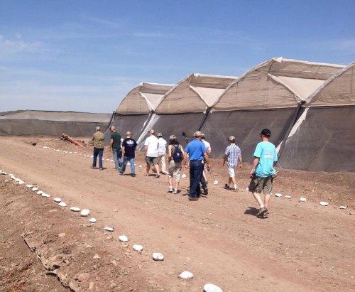 Fair Trade Pepper Greenhouses / Family Focus Blog