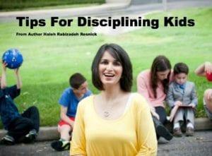 tips for disciplining kids