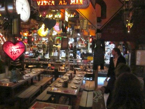 Andres Carnederes Restaurant