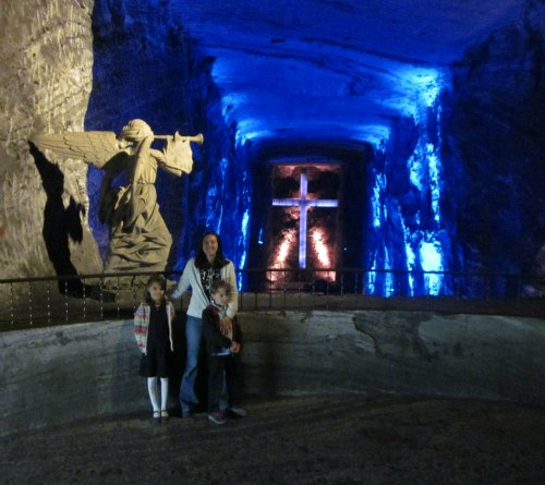 Salt Cathedral, Columbia
