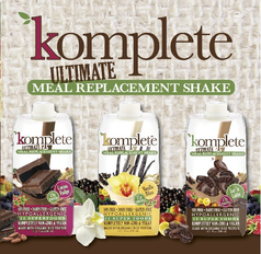 Komplete Ulimate Shakes giveaway