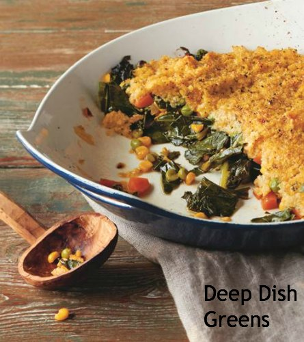 greens side dish recipe