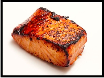 Grilled Ginger Fowl King Salmon Recipe